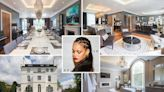 Inside Rihanna's £32m London mansion as the price is slashed by £4.5m