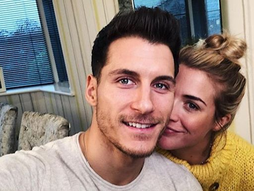 Gemma Atkinson and Gorka Marquez reveal name of daughter as they share first picture