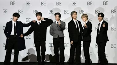 Day after new US chart record, BTS granted military call-up delay