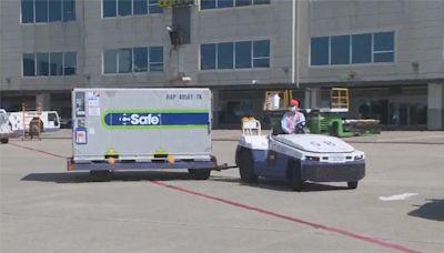 日贈50萬劑AZ抵台 傳BNT客製首批9/27運抵