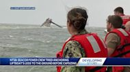 NTSB report sheds light on moments prior to SEACOR Power liftboat capsizing