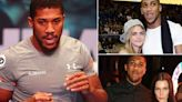 Anthony Joshua girlfriend: Does AJ have a girlfriend? 3 people he was linked with dating