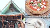 半山腰上的魔法小屋|窯烤麵包、霜蝦海鮮濃湯