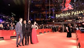 Stars come out for Berlin Film Festival's 70th anniversary