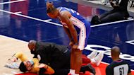 The Rush: Another unruly NBA fan, Embiid injured in loss and Osaka drops out of the French Open