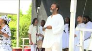 Juneteenth celebration held at Richmond's African Burial Grounds