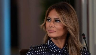 Melania Trump Sent a Text on January 6 That Gives Some Insight Into How She Was Feeling