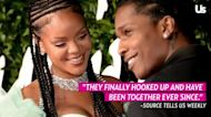 ASAP Rocky Was Into Rihanna for 'Years' Before They Started Dating