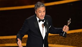 Taika Waititi's 2020 Oscars Shout-Out to Indigenous People Praised   Billboard