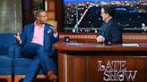 Craig Melvin shares that Stephen Colbert gave him a pep talk before big job interview