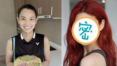 南韓演員撞臉戴資穎!對比照超驚人