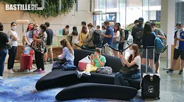 專家倡酒店走廊引鮮風減播毒 政府擬推App核實針卡 | 社會事