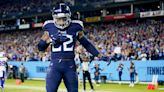 NFL changes Twitter bio to salute Derrick Henry's explosive performance in Titans vs. Bills
