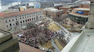 Hundreds of Minnesota Teachers Strike For Second Day in St Paul