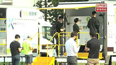 指定期間曾身處5個指明地方人士須接受強檢 - RTHK