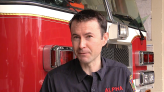 AccuWeather met shares a day in his life as a firefighter