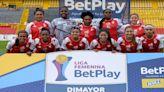 Santa Fe goleó a La Equidad y confirmó su buen hacer en el fútbol femenino