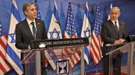 'Lot of hard work ahead': Blinken starts trip to support Gaza cease-fire with Netanyahu meeting