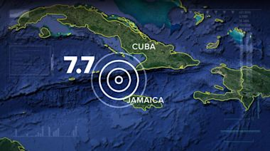 7.7 magnitude earthquake causes evacuations in Miami
