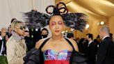 Naomi Osaka Stuns in Dramatic Dress and Ruffled Cape at 2021 Met Gala