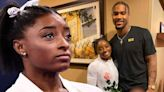 Simone Biles' Boyfriend Shows Support as She Exits More Olympic Events