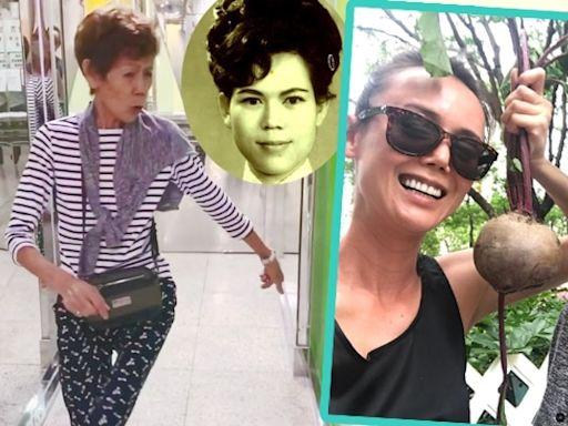 韓君婷IG晒亡母跳舞短片 緬懷母親的笑容與活力 | 蘋果日報
