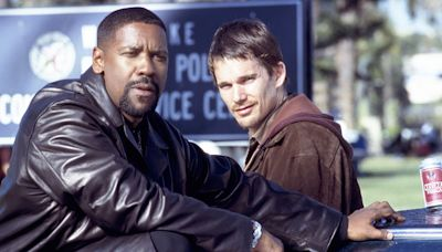 Ethan Hawke and Training Day director remember how the film's iconic Monte Carlo was stolen from set