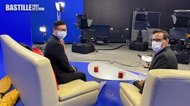 褚簡寧將不再主持無線英文時事節目:已做到攰 想退下火線 | 社會事