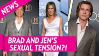 Friendly Exes! Jennifer Aniston Feels 'No Oddness' Around Brad Pitt