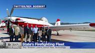 Rep. Lauren Boebert Meets With Aerial Firefighting Experts In Rifle
