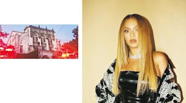Beyonce大宅遭逢祝融 警循縱火方向調查 - 20210724 - 娛樂