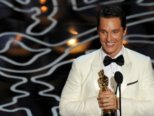 Matthew McConaughey says 'True Detective' won him the Oscar for 'Dallas Buyers Club'