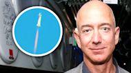Is Jeff Bezos' Space Rocket Phallic Shaped?