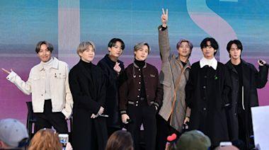 BTS《Butter》重回Hot 100榜冠軍 告示牌首例