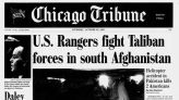 This day in history, October 19: US special forces begin operations on the ground in Afghanistan, opening a significant new phase of the assault against the Taliban and al-Qaida
