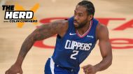 Chris Broussard: Kawhi Leonard can't deliver on what Clippers need; talks Laker's Anthony Davis   THE HERD