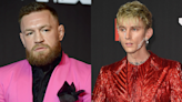 Conor McGregor Just Called MGK a 'Little Vanilla Boy Rapper' After He Tried to Punch Him in Front of Megan Fox
