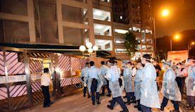 政府抽查沙田金輝閣340人強檢報告 17人違令遭罰款