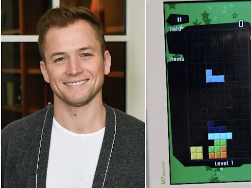 'Tetris: The Movie' With Taron Egerton Falls Into Place at Apple