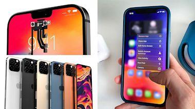 iPhone 13「手機瀏海」變小了!還有戴口罩救星「Touch ID」強勢回歸