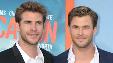 Chris Hemsworth Posts Adorable Throwback Pic for Brother Liam's Birthday