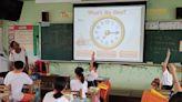 東華語言中心培訓國際生 入班協助英語教學