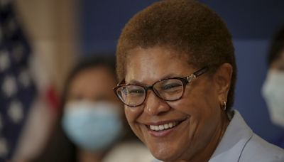 Rep. Karen Bass is planning a run for L.A. mayor in 2022, sources say