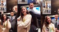 Jennifer Lopez Reacts to Alex Rodriguez Doing Her 'Pa Ti' TikTok Dance Challenge