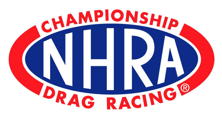 National Hot Rod Association (NHRA) logo