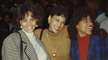 Kamala Harris and a 1986 snapshot of that Howard generation