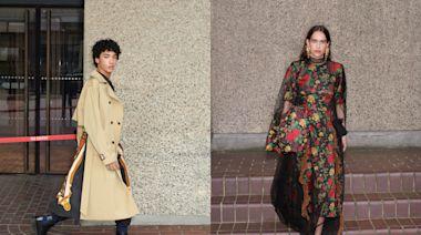 時尚|H&M聯名日本設計師TOGA曝光 解構風衣、印花洋裝標誌剪裁出列 | 蘋果新聞網 | 蘋果日報