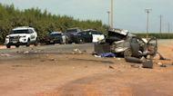 3 killed in multi-vehicle crash in Tulare County
