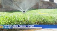 Ahead Of First Big Freeze, Colorado Contractors Busy Blowing Out Sprinkler Systems