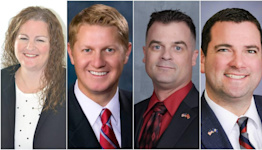 Caldwell has not had a new mayor for 24 years. Which of these will succeed Nancolas?